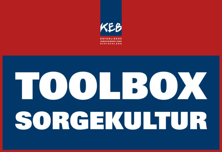 """Toolbox """"Sorgekultur"""""""