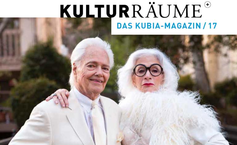 """kubia-Magazin 17: """"Was das Herz begehrt. Sex, Lust und Leidenschaft für Fortgeschrittene"""""""